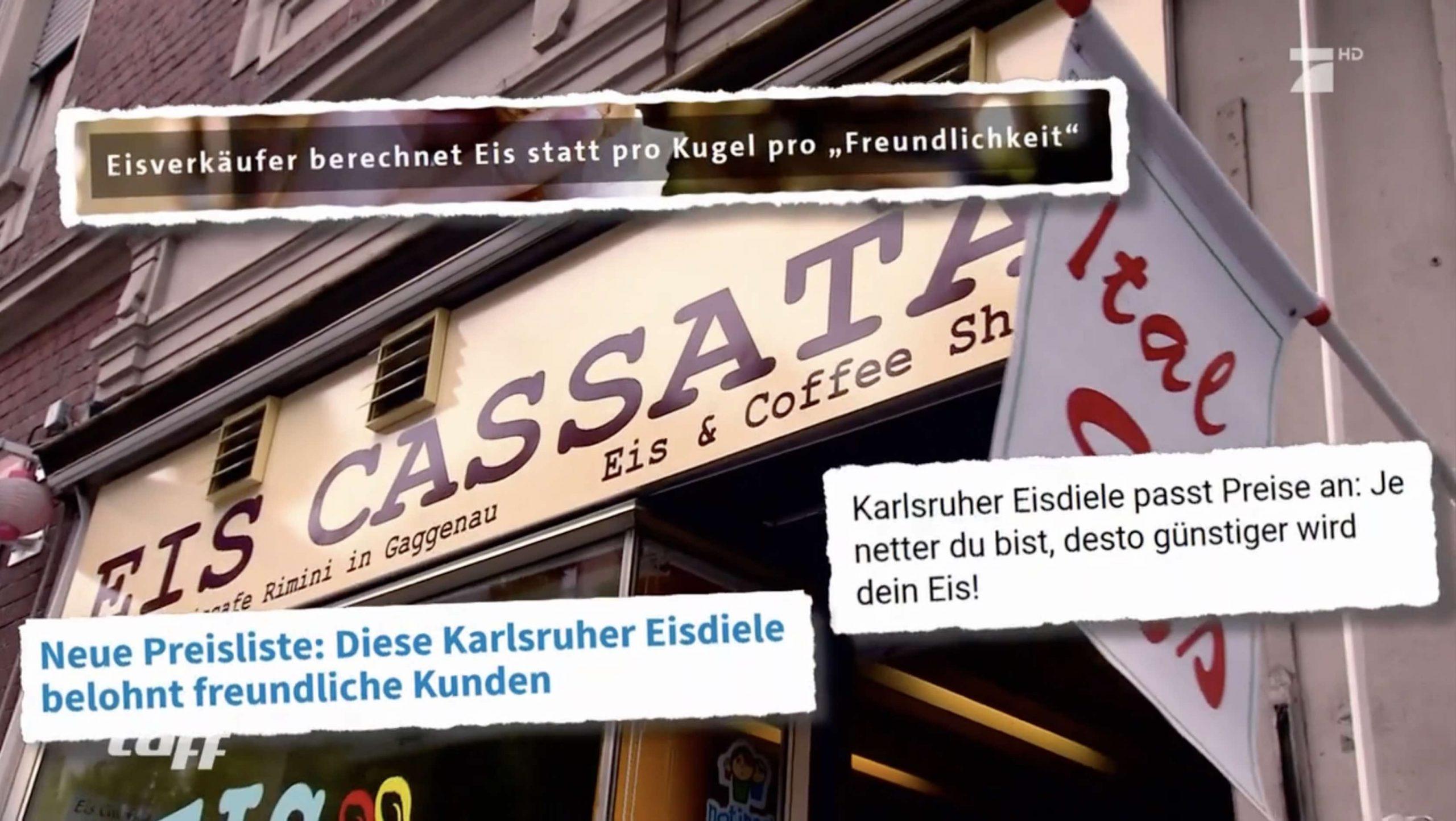 Eisdiele Karlsruhe